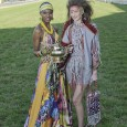 The Greyville Racecourse was awash with colour and prints as fashionistas and designers alike united to show their interpretations of the raceday theme Flag Frenzy. The Socialite finds out more…