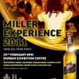 Head down to the Durban Exhibition Centre this Friday night for a one-night only party featuring a host of 5fm DJs… Introducing the Miller Experience 2011. The night features live sets by...