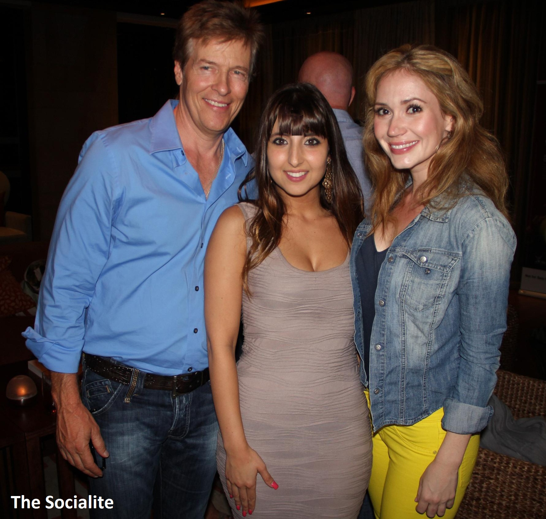 Ashley Jones And Jack Wagner. Who Is Jack Wagner Dating. View Original ...