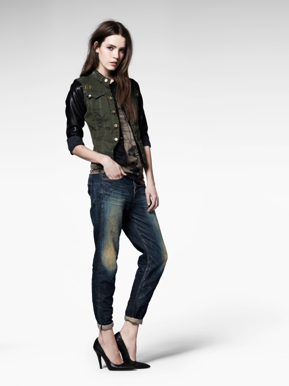 G-Star Raw Presents Summer 2013 Collection