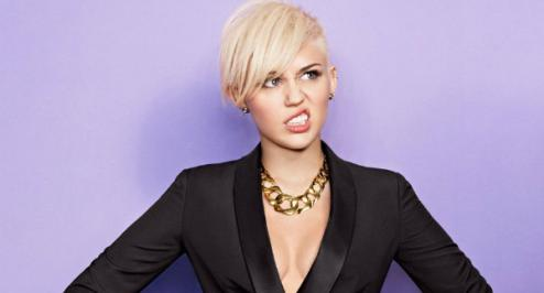 Miley Cyrus has just revealed her sexy spread for Fashion Magazine and the dynamo blonde is making headlines once more, check it out… Girl of the moment and queen of...