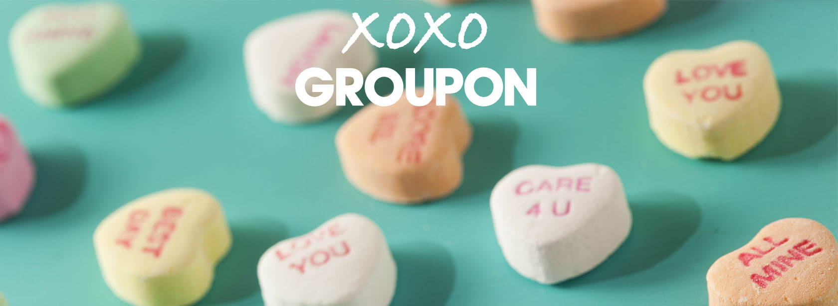 Groupon valentines day