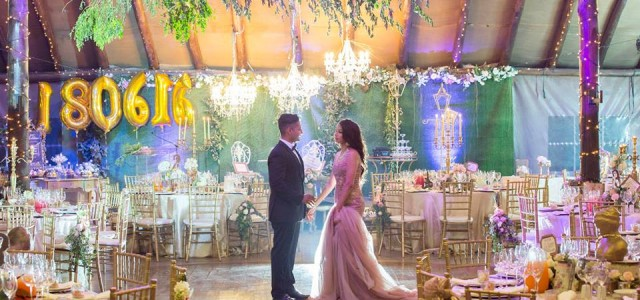 In this week's Lifestyle Feature of the Week we showcase the Parisian themed nuptials of Lorenzo to his long-time sweetheart Nadine next… In a truly romantic celebration adorned with chic...