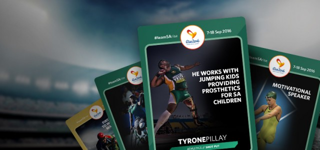 Today we get to meet some of SA's unsung heroes as we introduce you to some of our country's finest Paralympians, check it out… With South Africa's team of 44...