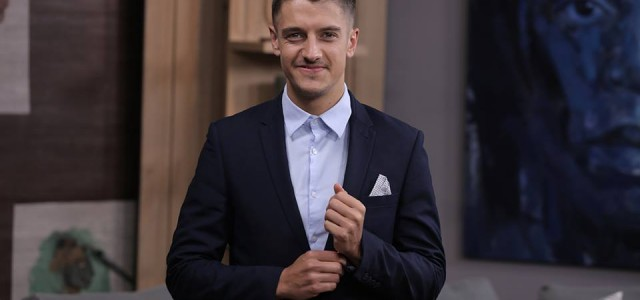 The Socialite's Chia Kougianos chats to Danilo about life on set of Afternoon Express, his career goals and favourite moments on set next… You may remember Danilo Acquisto as one...