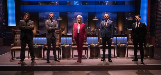 The Socialite reveals a 5 part series as we go behind the scenes with the co-stars on Shark Tank SA. Our first interview features Shark Vinny Lingham, check it out…...