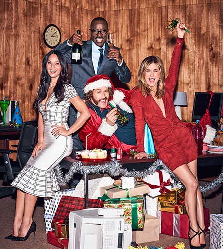 Office Christmas Party Movie.Office Christmas Party Movie Giveaway