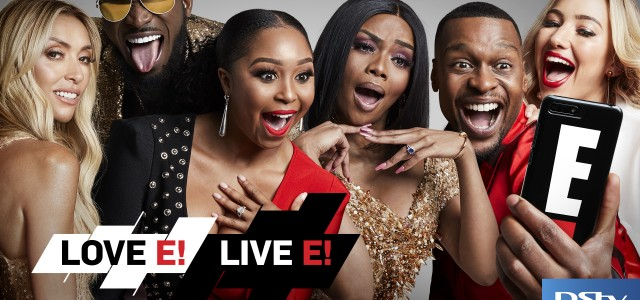 "Channel E! dedicated to all things pop culture – announced its new brand campaign ""Love E! Live E!"" in Africa. The campaign was unveiled this evening at E!'s special celebration event in..."